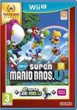 New Super Mario Bros. U + New Super Luigi U (Selects) for Nintendo Wii U