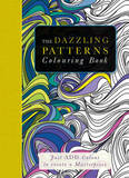 The Dazzling Patterns Colouring Book by Beverley Lawson