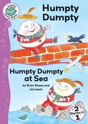 Humpty Dumpty and Humpty Dumpty at Sea by Brian Moses image