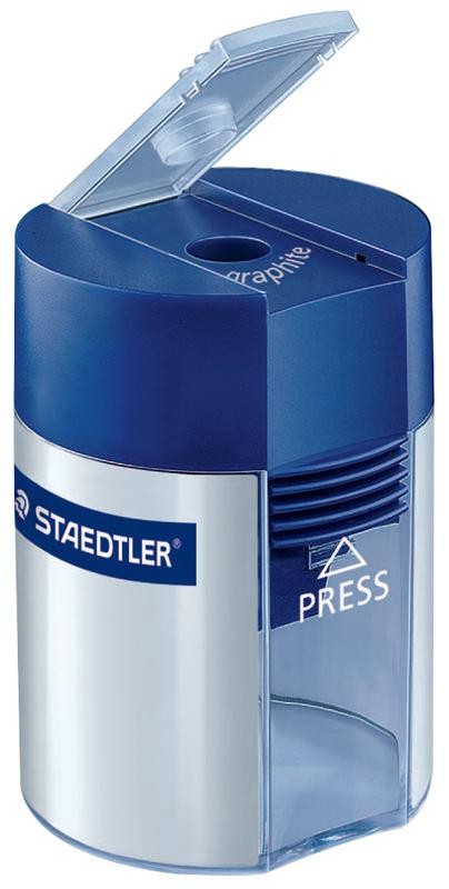Staedtler 511 1 Hole Tub Pencil Sharpener