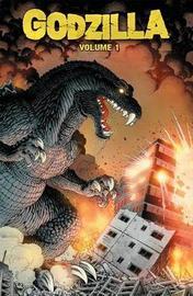 Godzilla Volume 1 by Duane Swierczynski