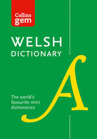 Collins Gem Welsh Dictionary [Third Edition] by Collins Dictionaries image