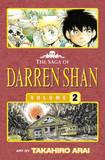 The Vampire's Assistant (Saga of Darren Shan manga vol 2) by Darren Shan