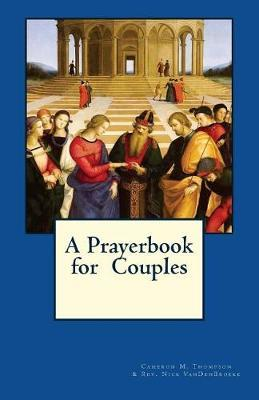 A Prayerbook for Couples by Cameron M Thompson image