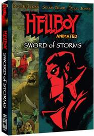 Hellboy Animated - Sword Of Storms on DVD image