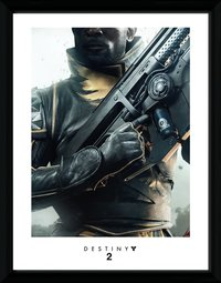 Destiny 2: Warlock - Framed Print