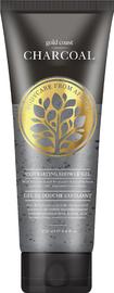 Gold Coast Charcoal Exfoliating Shower Gel (250ml)