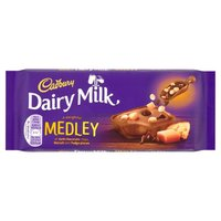 Cadbury Medley Fudge (93g)