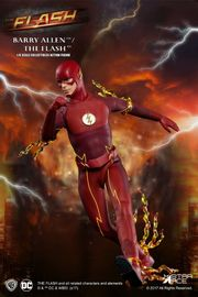 Flash: Barry Allen (Flash TV) - 1/8 Action Figure