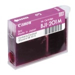 CANON BJI201M Magenta Ink Cartridge suitable for  BJC6000 Bubble-Jet Printer
