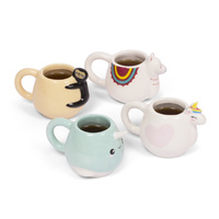 Cute Critters Espresso Mug Set image