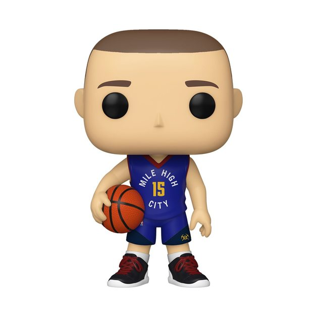 NBA: Nuggets - Nikola Jokic (Alternate) Pop! Vinyl Figure