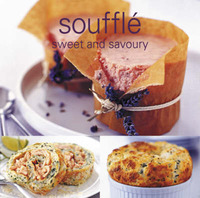 Souffle: Sweet and Savoury by Sara Lewis image