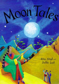 Moon Tales by Rina Singh image