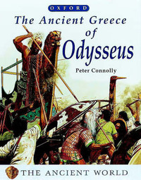 The Ancient Greece of Odysseus by Peter Connolly image