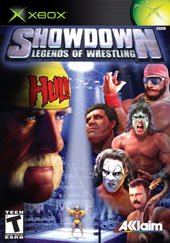 Legends of Wrestling: Showdown for Xbox