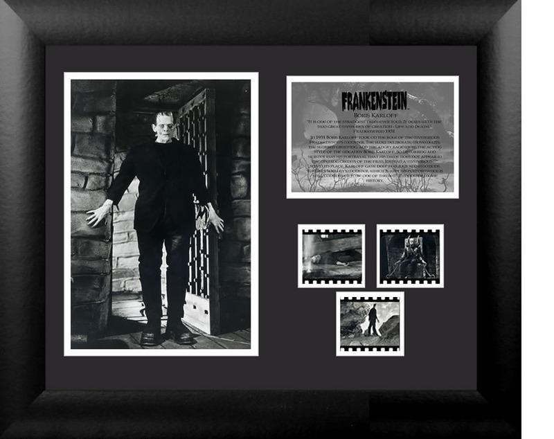 FilmCells: Mini-Cell Frame - Frankenstein (Boris Karloff - 1931) image