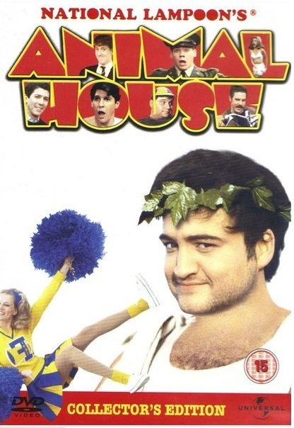 Animal House: Special Edition on DVD