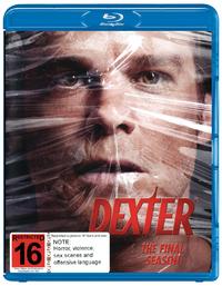 Dexter - The Complete Final Season on Blu-ray