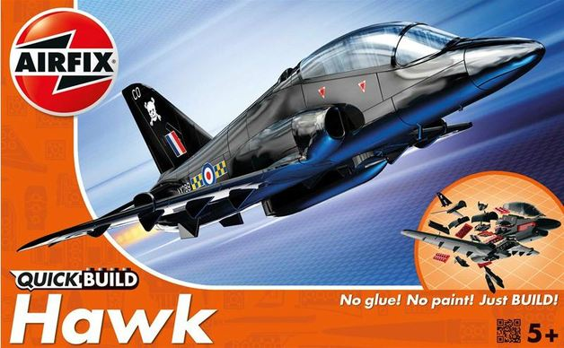 Airfix - Quickbuild BAE Hawk Model Kit