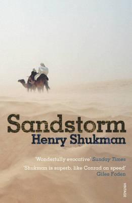 Sandstorm by Henry Shukman image