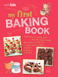 My First Baking Book by Various ~