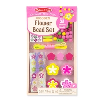 Melissa & Doug: Flower Bead Set