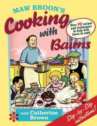 Maw Broon's Cooking with Bairns by David Donaldson image