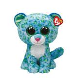 Ty: Beanie Boo - Leopard Blue Medium