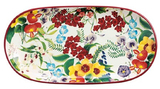 Maxwell & Williams Euphemia Henderson Oblong Platter 33x17cm Gift Boxed