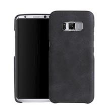 Uniq Samsung S8+ Outfitter Noir Midnight - Ash Black
