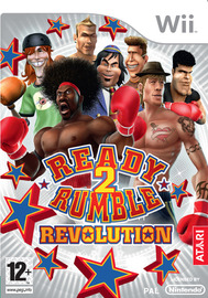 Ready 2 Rumble Revolution for Nintendo Wii