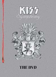 Kiss - Symphony on DVD image