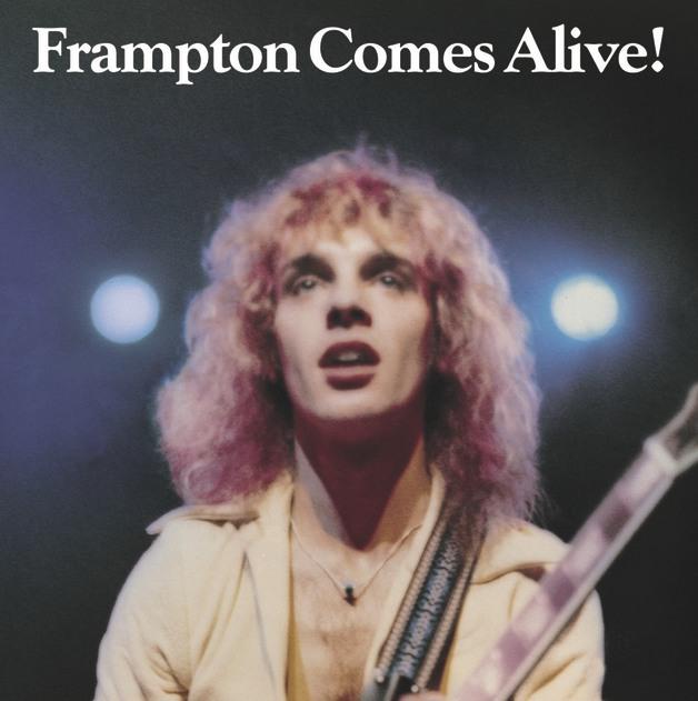 Frampton Comes Alive by Peter Frampton