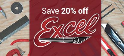 20% off Excel Tools!