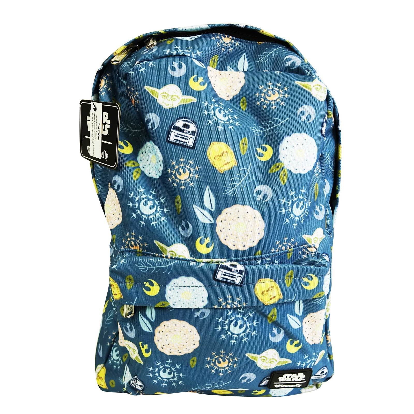 Loungefly Star Wars Galaxy AOP Backpack image