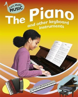 The Piano and Other Keyboard Instruments by Rita Storey image