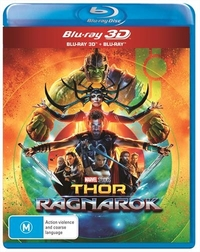 Thor: Ragnarok on 3D Blu-ray
