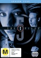 The X-Files - Season 5 on DVD