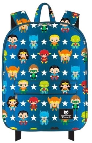 Loungefly: DC Comics - Chibi Backpack