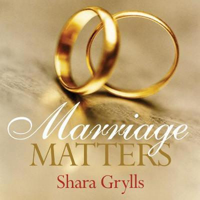 Marriage Matters by Shara Grylls image