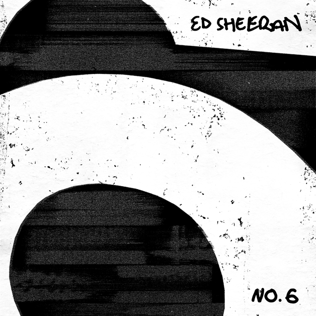 No.6 Collaborations by Ed Sheeran