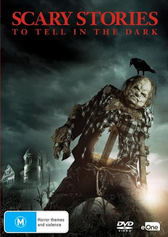Scary Stories To Tell In The Dark on DVD