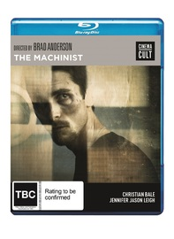 The Machinist on Blu-ray image