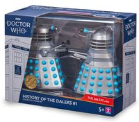 Doctor Who: History of the Daleks - Twin Pack (#1)
