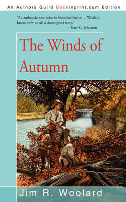 The Winds of Autumn by Jim R. Woolard image