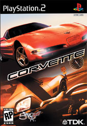 Corvette for PlayStation 2