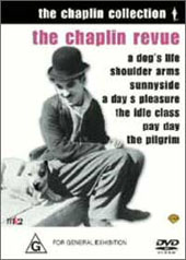 Charlie Chaplin - The Chaplin Revue on DVD