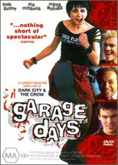 Garage Days on DVD
