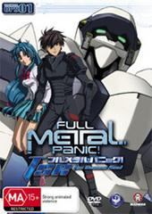 Full Metal Panic: The Second Raid - Vol 1 on DVD